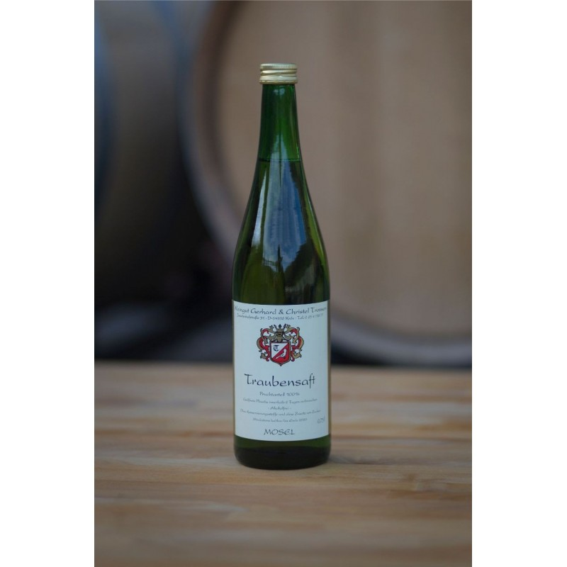 picture of a bottle of Mosel grape juice