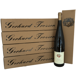 The Magnum-bottle of the wine Riesling Finesse
